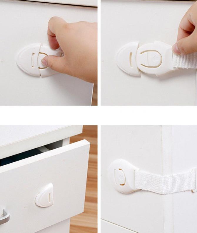 kid-friendly cabinet locks