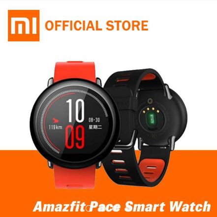 Xiaomi amazfit pace smart watch gifts for dad