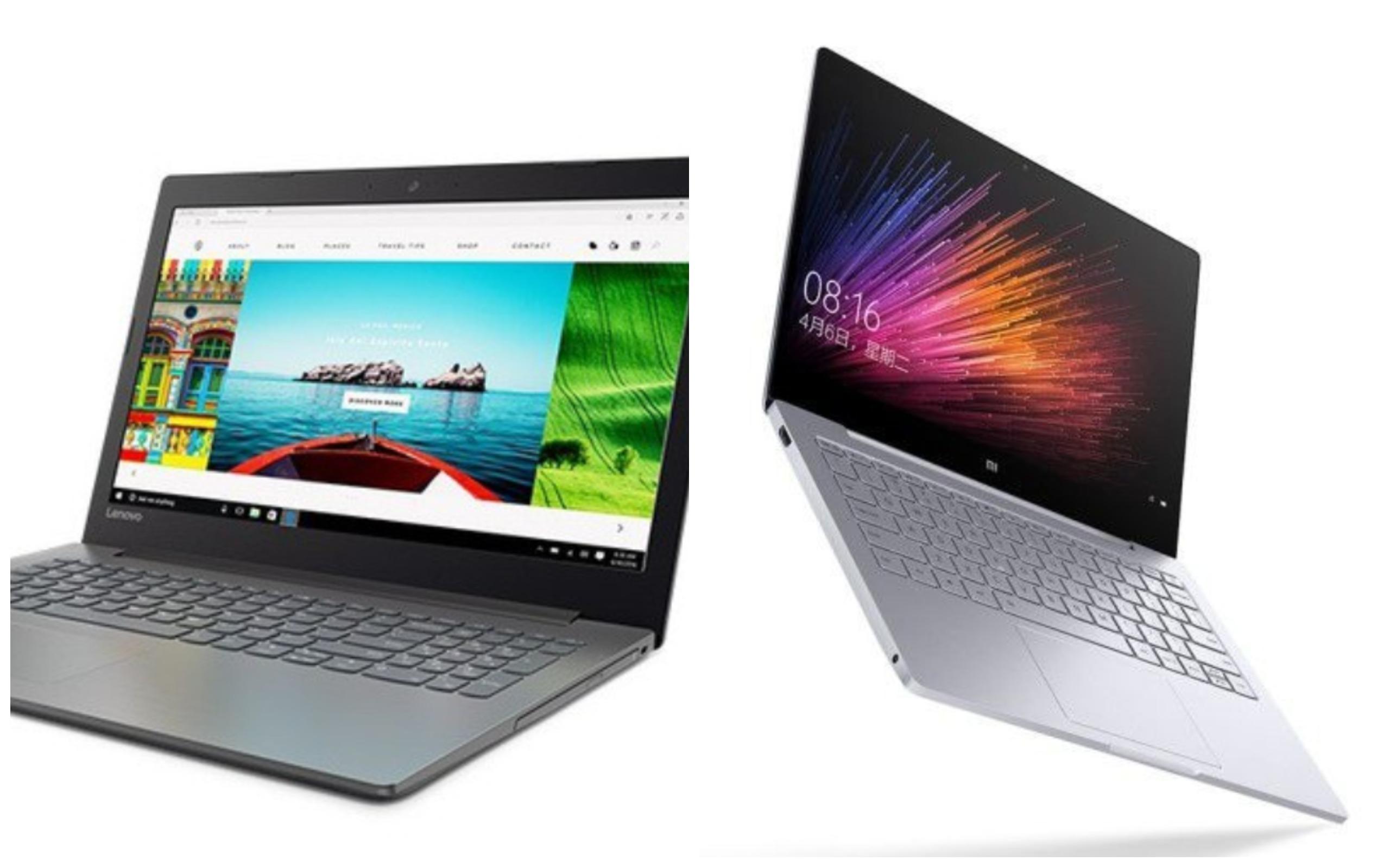 Laptop Prices In Singapore Xiaomi Lenovo