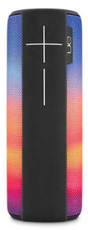 Deep Radiance Cylindrical Wireless Speaker