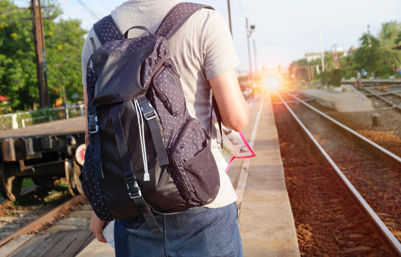 Travel Day Back Bag