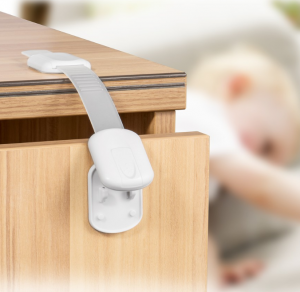 newborn baby safety lock