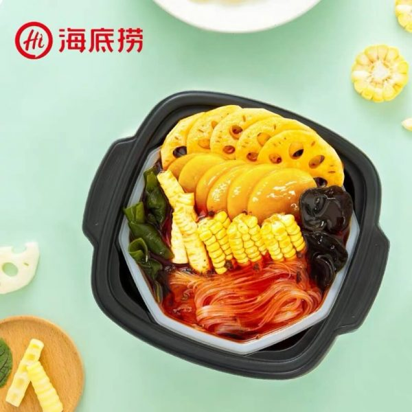 self-heating hotpot at home