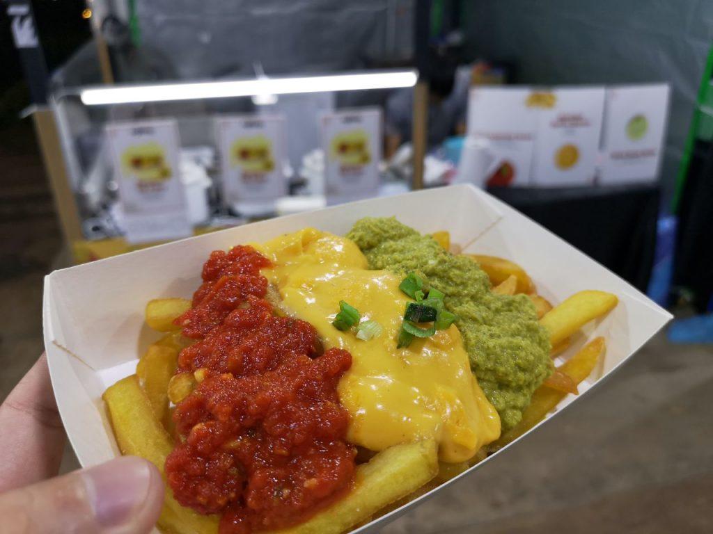 The Tri Fries Geylang Serai Bazaar