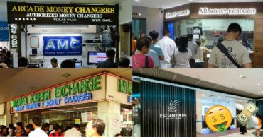 Money Changers