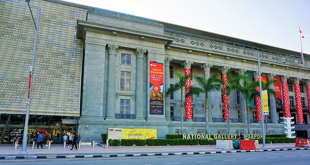National Gallery Singapore Art Museum