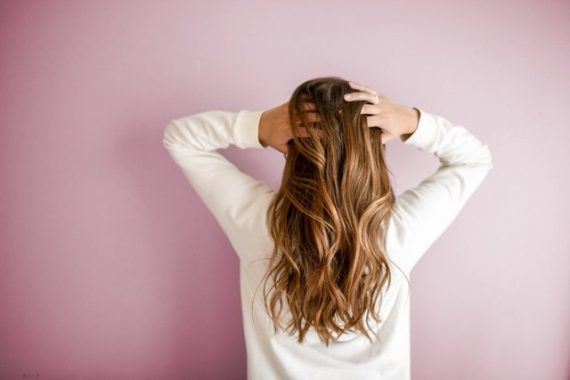 Hair colour last longer long hair