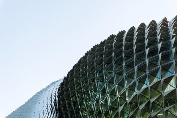 quiet places in singapore esplanade roof terrace