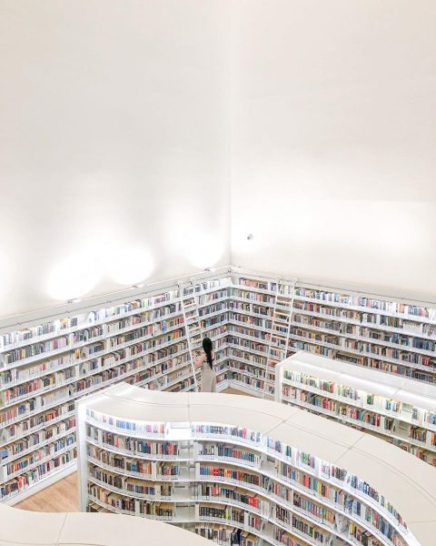 hidden instagram worthy places spots singapore library@orchard