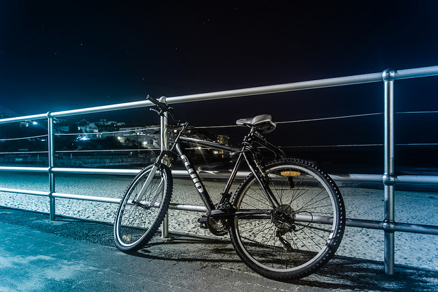 night cycling singapore