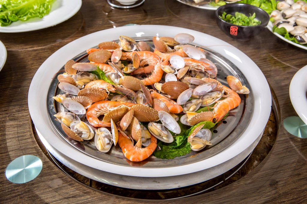 Nanxiang Chinese Restaurant seafood buffets singapore