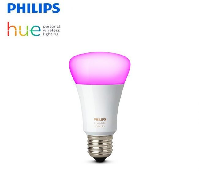 smart home devices philips hue gen 3 purple
