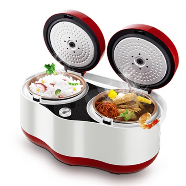 smart home devices guoer multifuctional smart rice cooker soup
