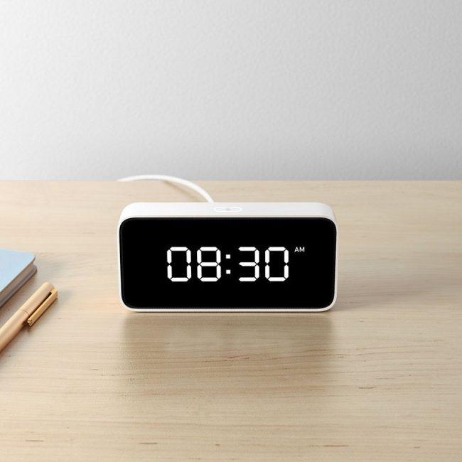 smart home devices smart clock xiaomi xiaoai