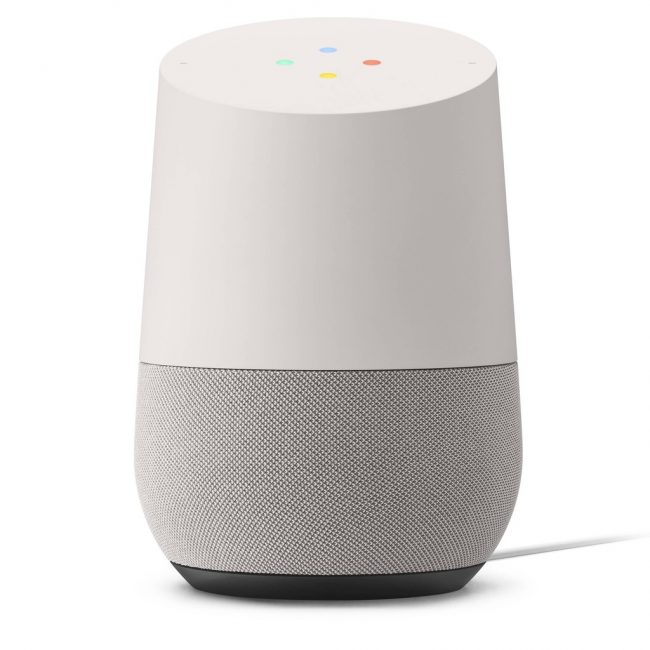 google home smart home devices