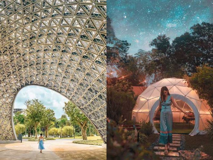best instagram worthy places singapore take photos the future of us pavilion the summer house ootd cafe night photography