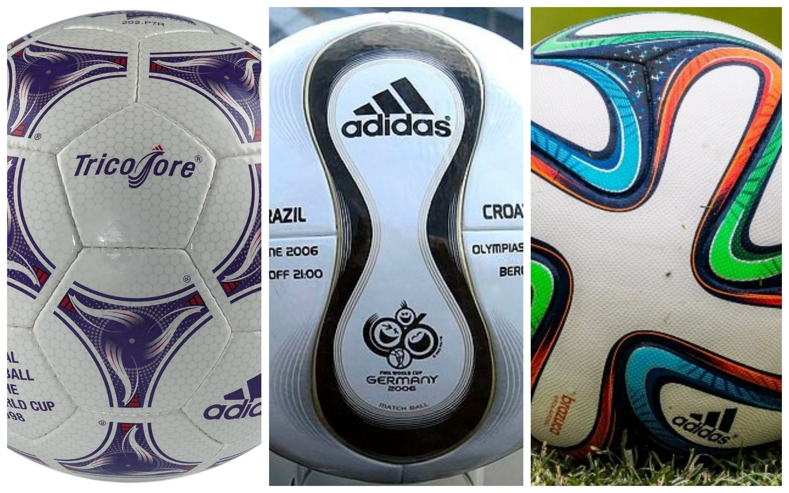 World Cup 2018 Soccer Balls