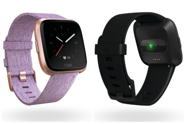 Fitbit Versa Best Fitness Tracker
