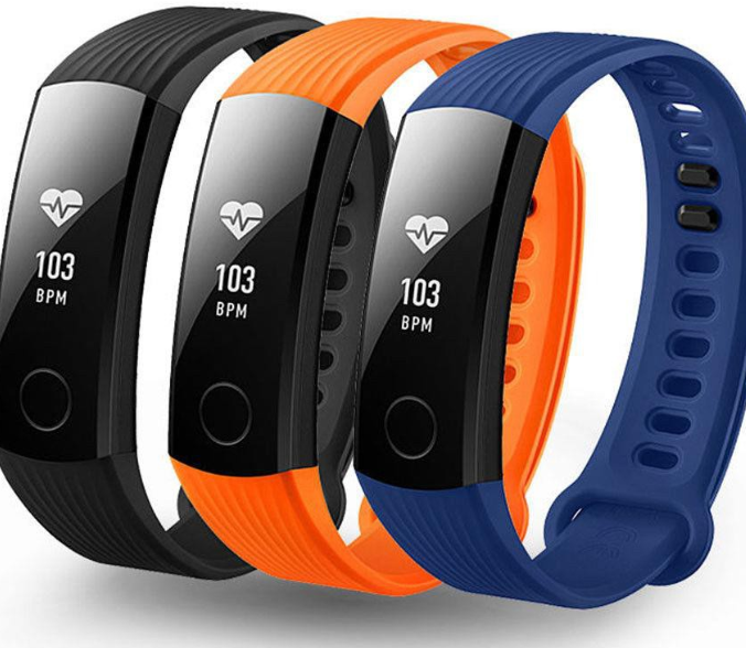 Huawei Honor Band 3 Best Fitness Tracker