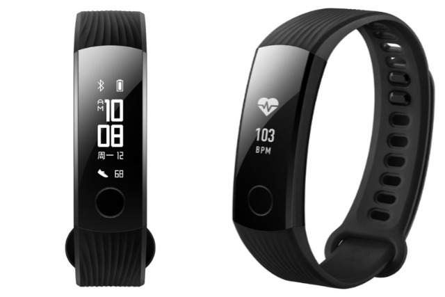 Huawei Honor Band 3 Best Fitness Tracker Black