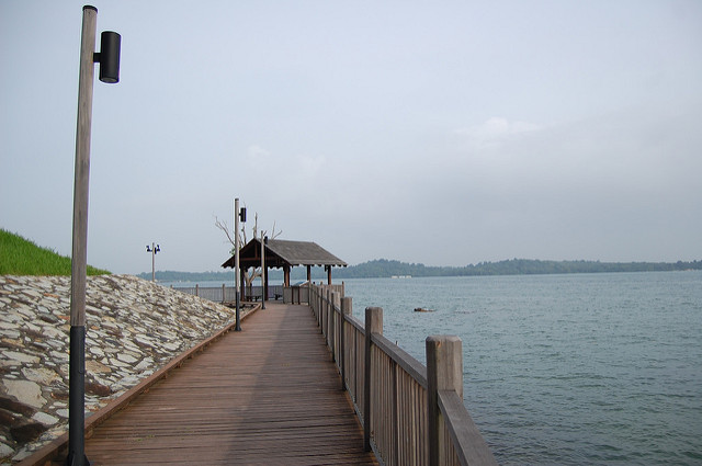 Instagram Worthy Places Singapore Changi Boardwalk Path