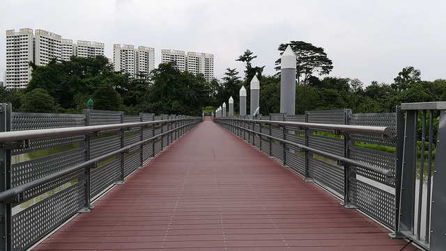 Instagram Worthy Places Singapore Sengkang Floating Wetland Bridge