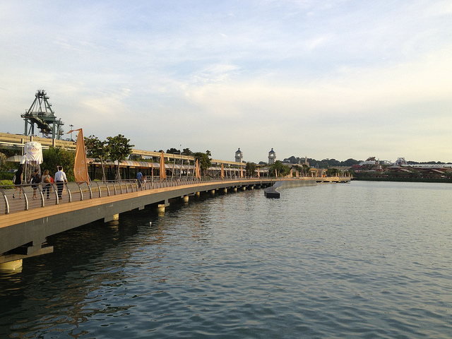 Instagram Worthy Places Singapore Sentosa Boardwalk