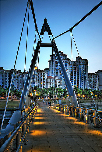 Instagram Worthy Places Singapore Tanjong Rhu Bridge Centre