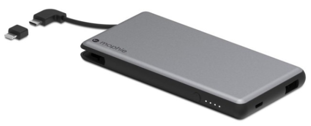 best power bank mophie powerstation plus
