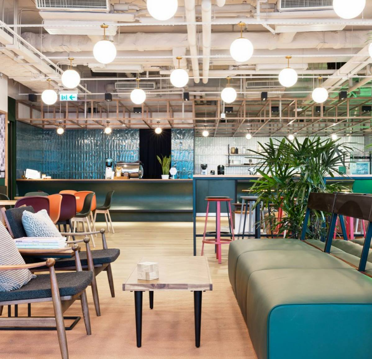 MOX coworking space singapore