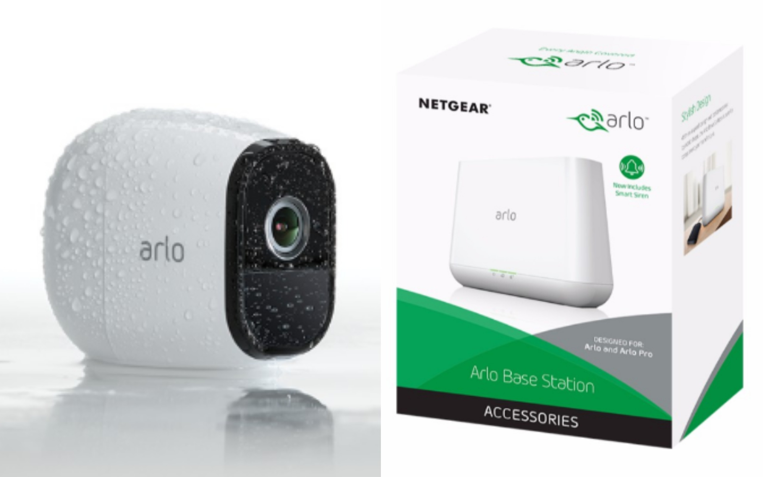 Smart Home Singapore Netgear Arlo Camera