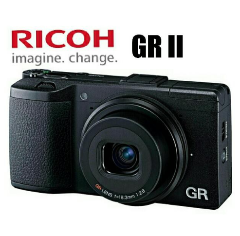 Ricoh GR II Best Compact Cameras For Beginners