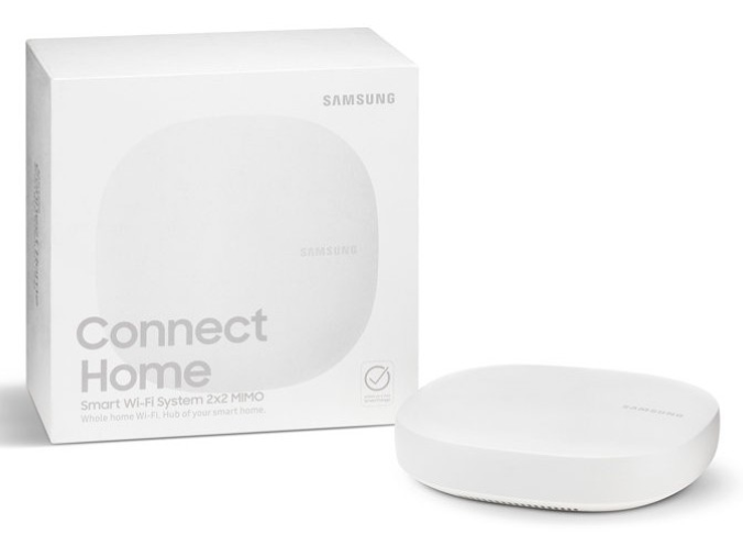 Smart Home Singapore Samsung Connect Home