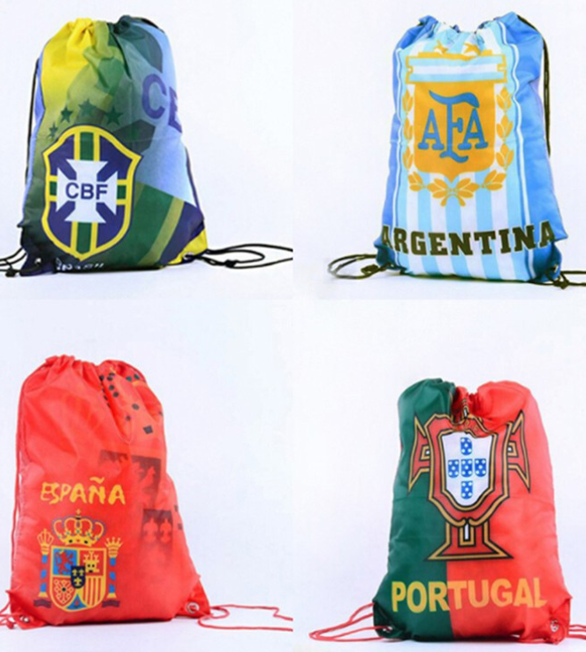 World Cup 2018 Drawstring Bag