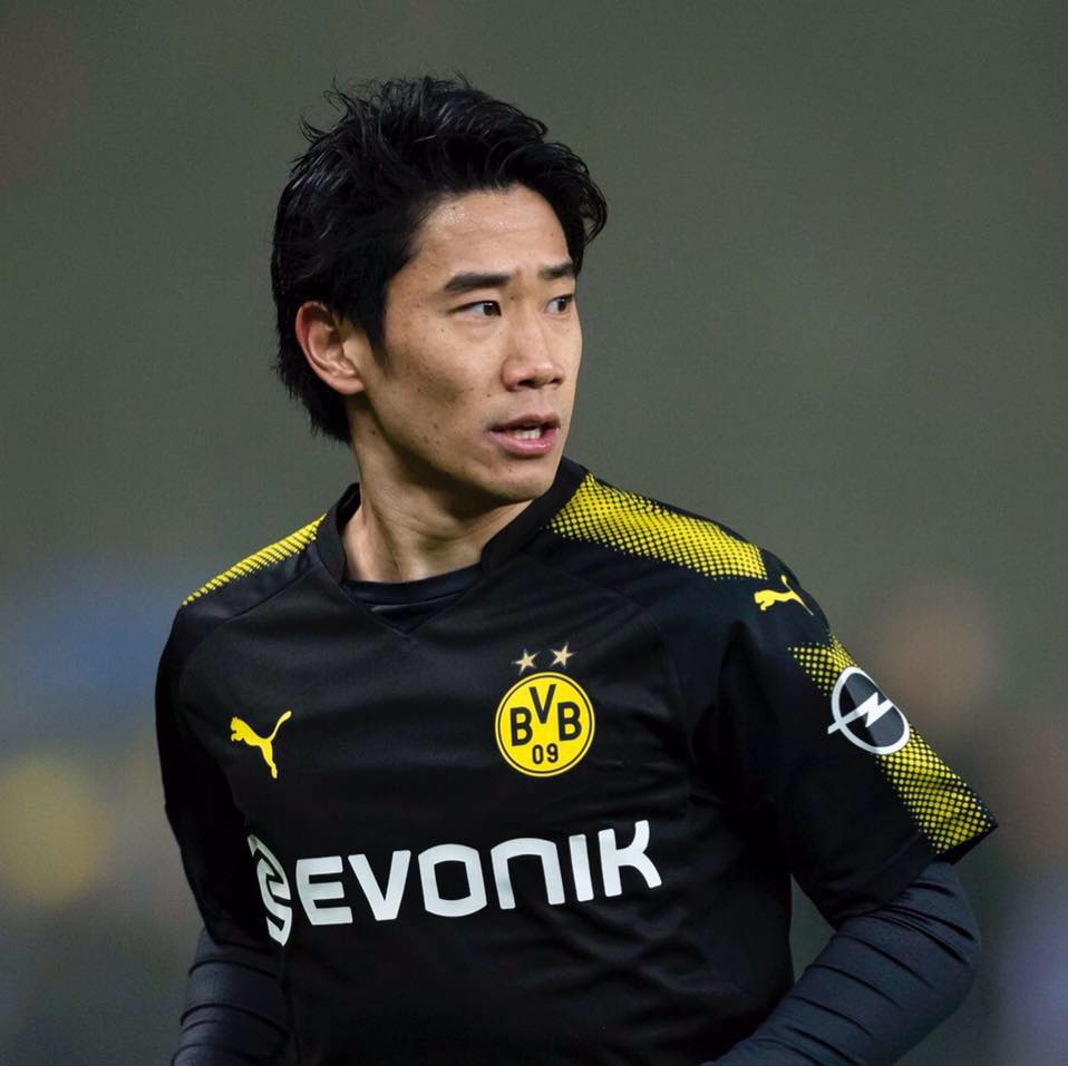 Shinji Kagawa World Cup 2018 best football players
