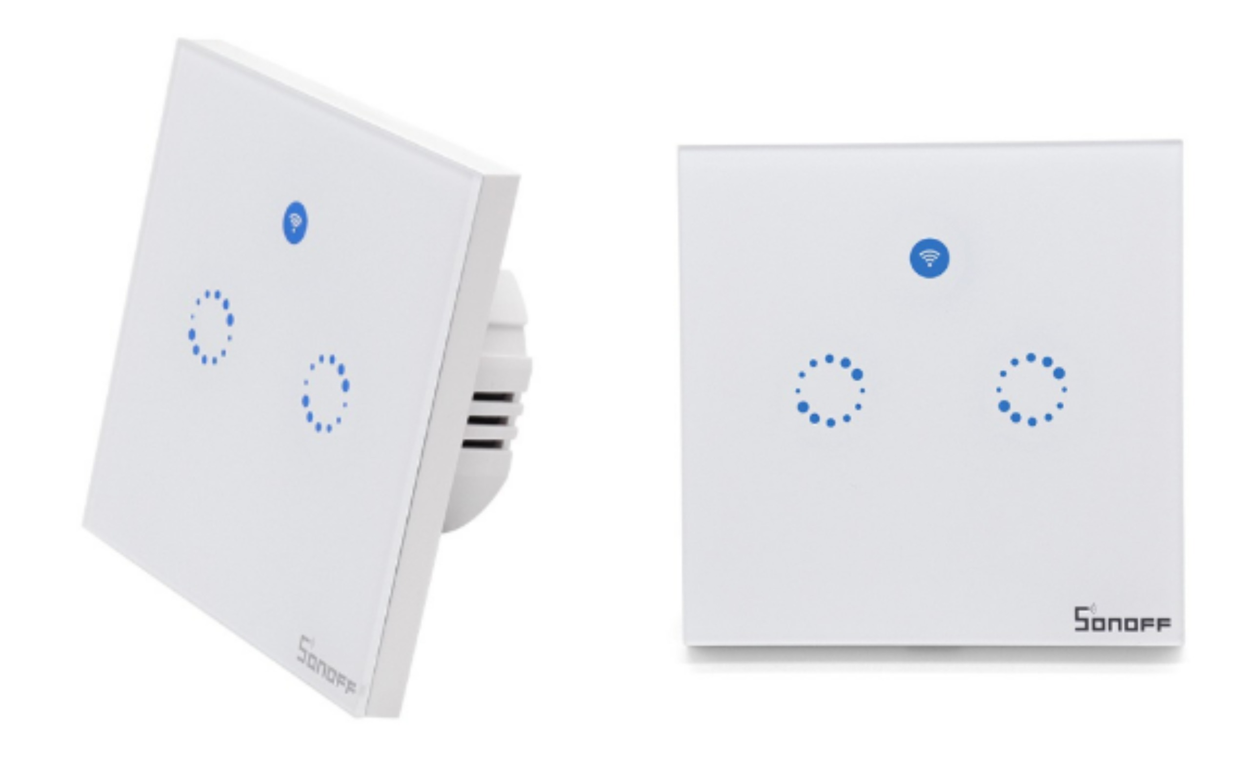 Smart Home Singapore Sonoff Smart Light Switch