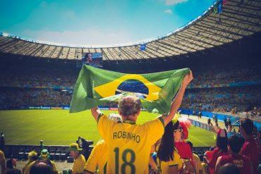 World Cup 2018 Soccer Fan