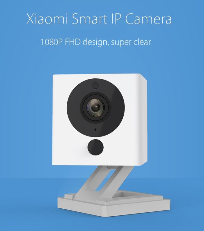 Smart Home Singapore Xiaomi Mi IP Camera