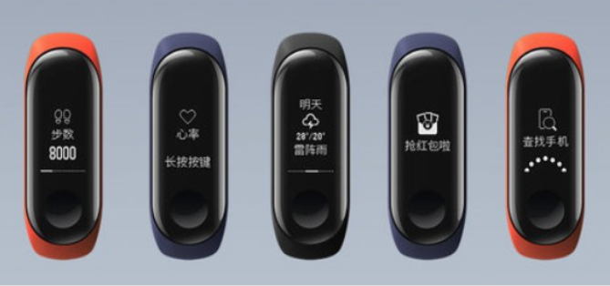 Xiaomi MiBand 3 Best Fitness Tracker