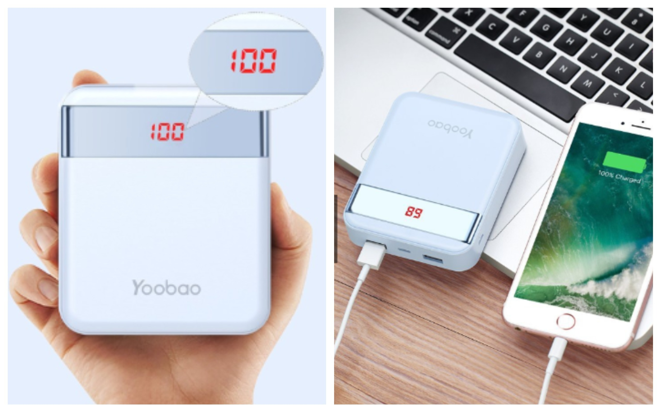 best power bank yoobao m4pro