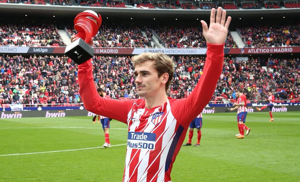 Antoine Griezmann World Cup 2018 best football players
