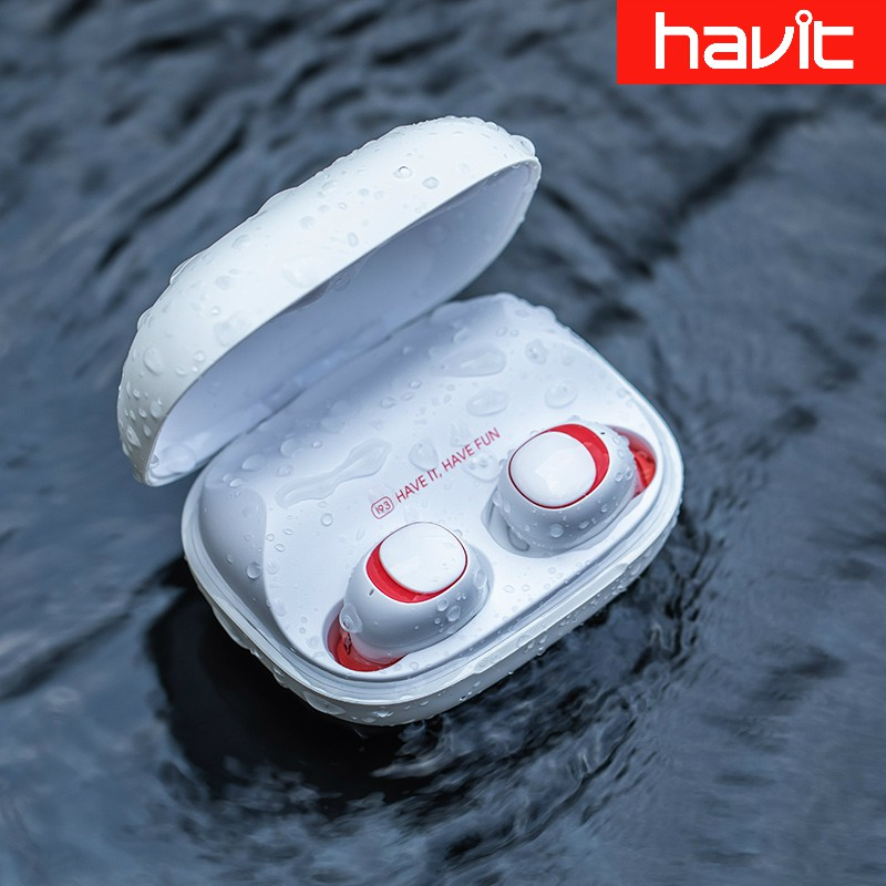 havit waterproof wireless sports earphones father's day gifts ideas