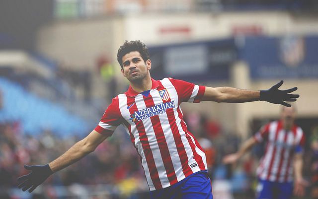Diego Costa best football players