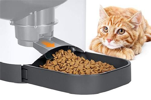 smart home devices petfun premium feeder food