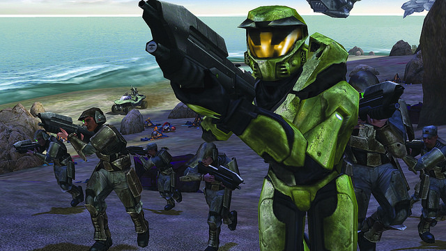 halo combat evolved image