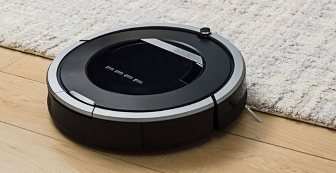 Smart Home Singapore IRobot Roomba Smart Vacuum