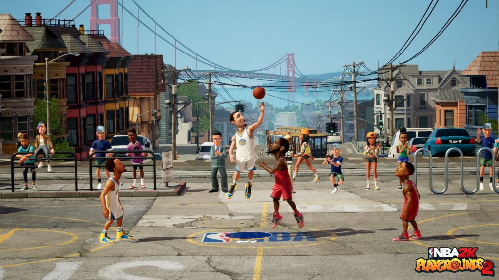 nba 2k playgrounds 2 nintendo switch party games