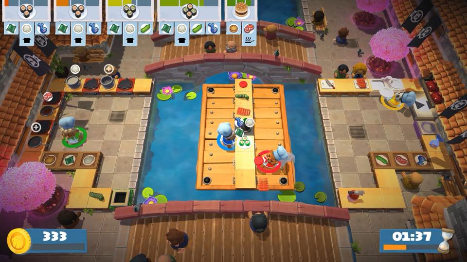 overcooked 2 nintendo switch party games
