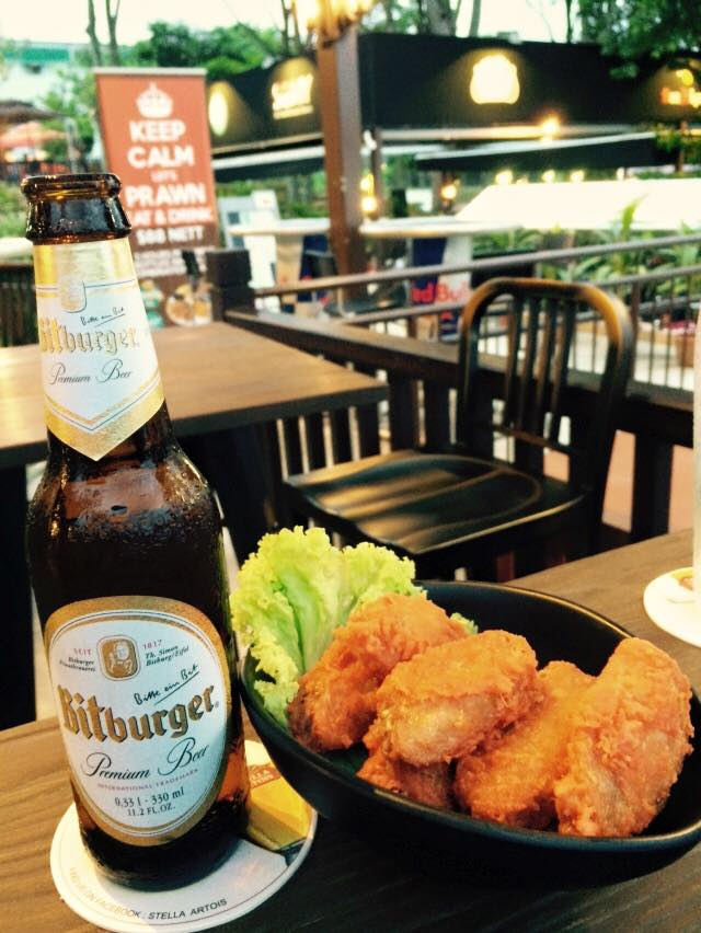quench! bistro and bar supper places in singapore