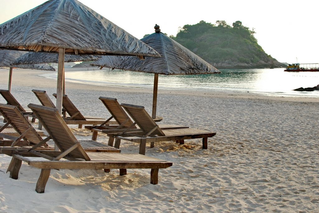 Redang Island beach Malaysian island